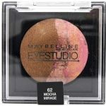 Maybelline EyeStudio Color Cosmos Marbleised Baked Duo Eyeshadow 62 Mocha Mirage